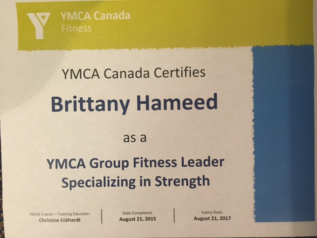 Fitness Adventures: Group Fitness Instructor – My Mama Journey