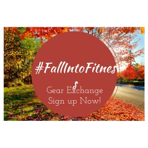 Fall into FitGear Exchange