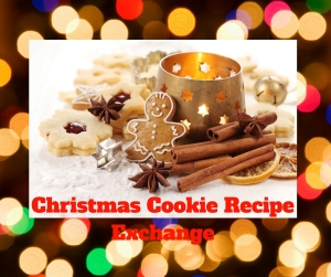Christmas Cookie Recipe Exchange